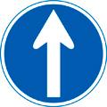 指定方向外進行禁止C