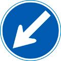 指定方向外進行禁止F